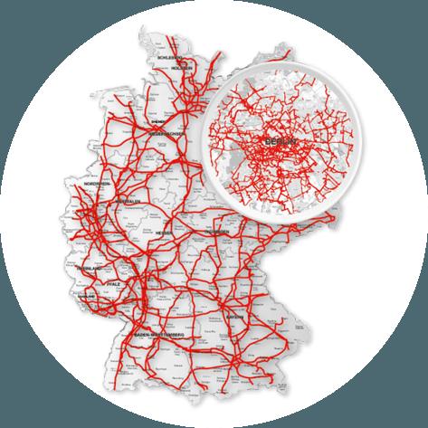 Breitband-Internet für Privat- und Geschäftskunden