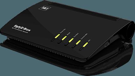 1&1 Homeserver Speed+: Der schnellste WLAN-Router von 1&1