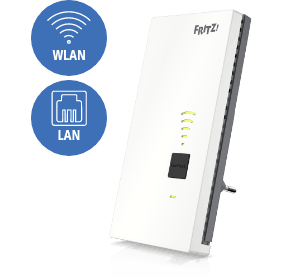 1&1 WLAN-Repeater 2400