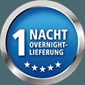 Overnight-Lieferung mit 1&1