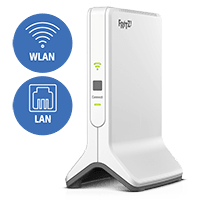 1&1 WLAN-Repeater 3000