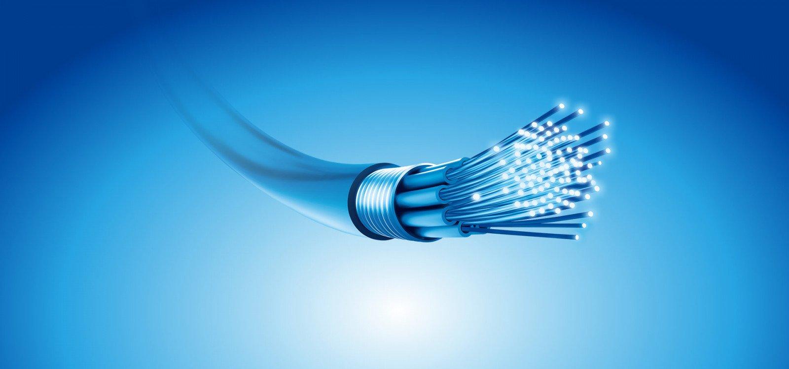 Breitband-Internetverbindung